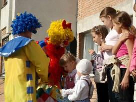 До Міжнародного дня захисту дітей в Полтаві та Білій Церкві відбулися родинні свята