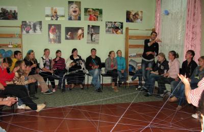 Відбулося знайомство вихованців проекту