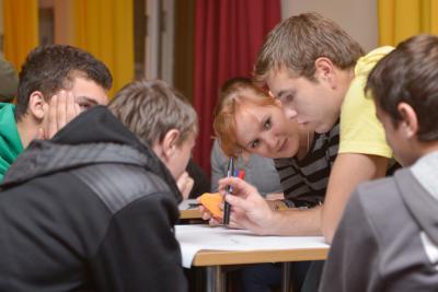 Експертна дискусія з питань соціальної інтеграції випускників інтернатів