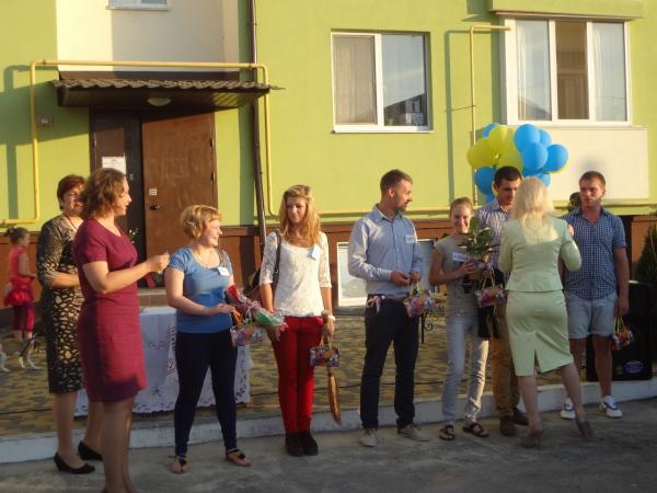 Входини у самостійність: в Україні розпочала роботу ще одна соціальна квартира