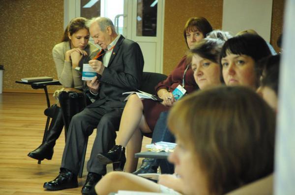 Відбулося навчання представників об'єднаних територіальних громад щодо запровадження моделі інтегрованої системи соціального захисту